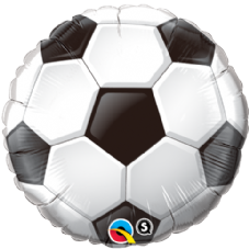 Football Foil Helium Balloon